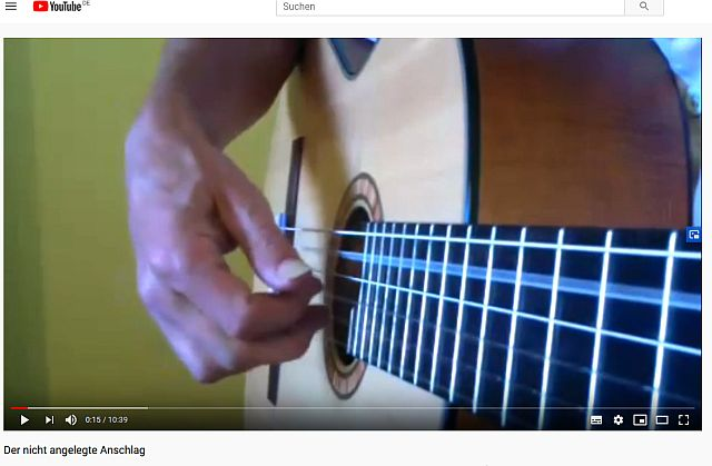 Youtube Gitarrenvideos
